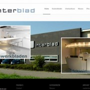 Interblad website